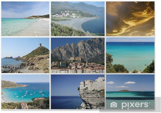 Poster Corse - Europa