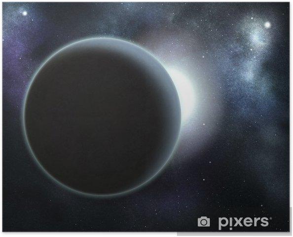 Poster Cosmos - Bestemmingen