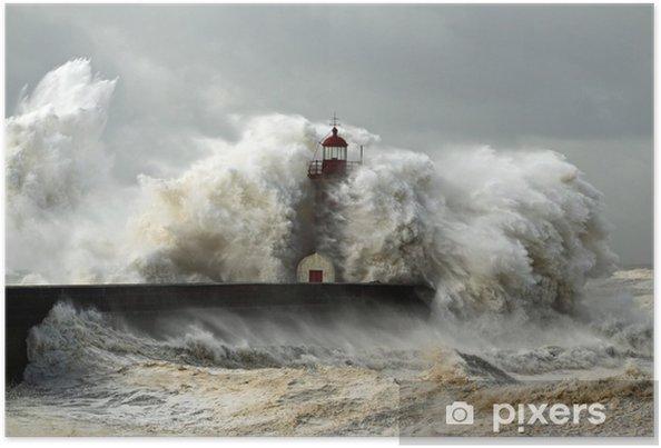 Póster Costa Windy - Faro