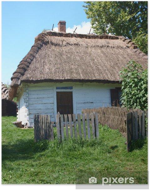 Poster Cottage, Lublin, Pologne - Propriétés privées
