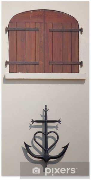 Poster Croce Camargue - Signes et symboles