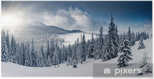 Poster D hiver - Thèmes