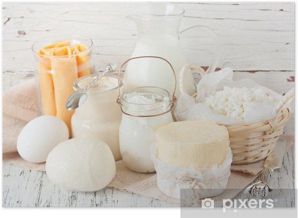dairy products  poster  u2022 pixers u00ae  u2022 we live to change
