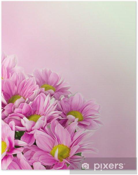 daisy flower wish Poster - Styles