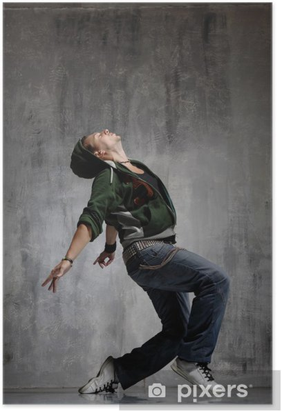 Poster Danseur - Thèmes