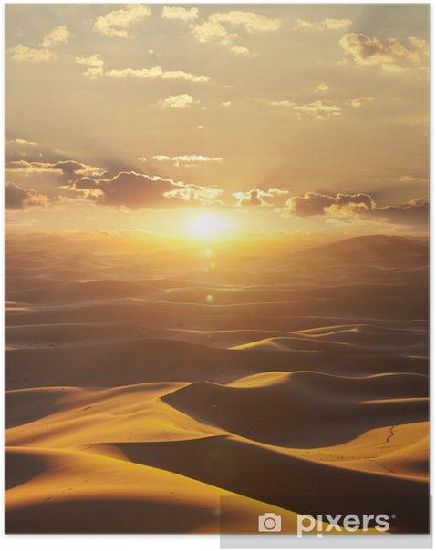 Desert Poster - Themes