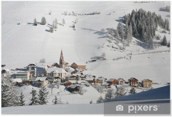 Poster Dolomiti - Europe