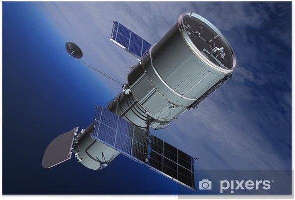 Póster El espacio - Espacio exterior