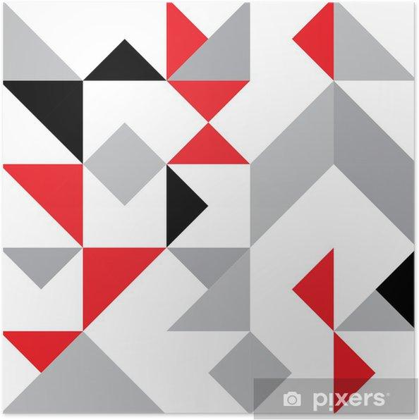 Poster Fond abstrait - Abstrait