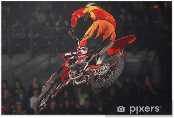 Poster Freestyle MX 04 - Sports extrêmes