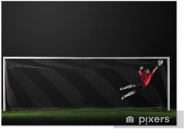 Fussball_10 Poster - Team Sports