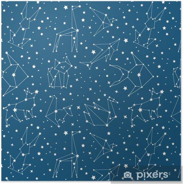 Poster Galax - Grafiska resurser