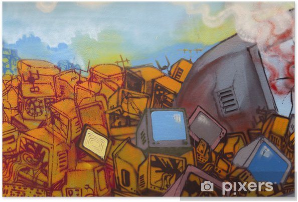 Poster Graffiti - Thèmes