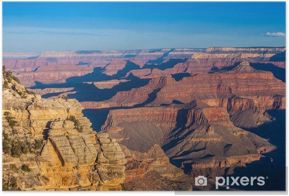 Poster Grand canyon arizona usa - Thèmes