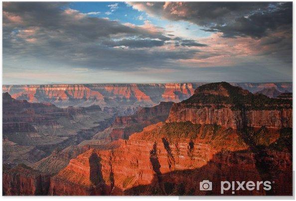 Poster Grand Canyon, Arizona - Amerika