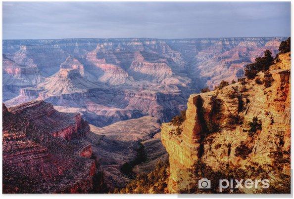 Poster Grand Canyon, Arizona - Natur och vildmark
