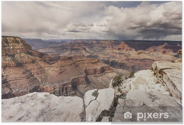 Poster Grand Canyon National Park Arizona - Amerika