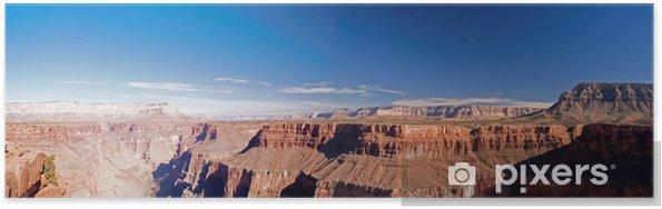 Poster Grand Canyon, Toroweap point de - Amérique