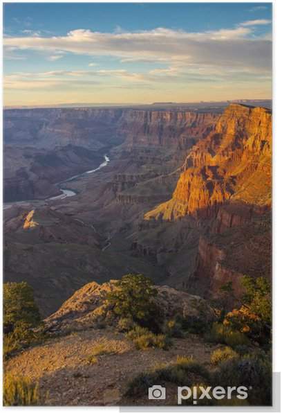 Grand Canyon Poster - Themes