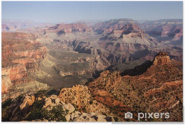 Poster Grand canyon - Amérique