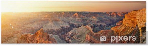 Poster Grand canyon - Teman