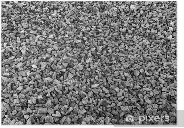 Poster Granit - Industrie lourde