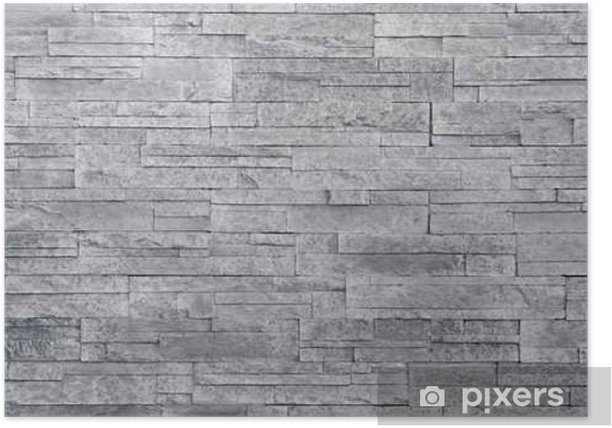 Grey Stone Wall Background Stacked Stone Tiles Are Often Used In Interior Design Decors As Accent Wall Use This Gray Texture In Graphic Design To Create A Wallpaper Background Backdrop And More