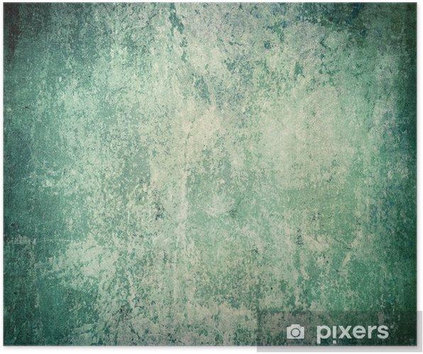 Póster Grunge fondo con espacio para texto o imagen. - Fondos