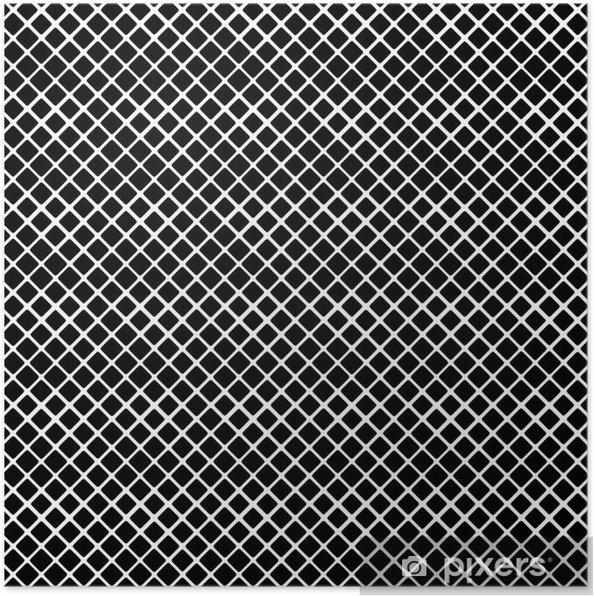 Poster Grunge travail net - Campagne