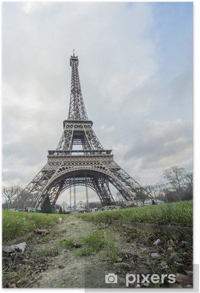 Poster Gustave Eiffel Tower - Paris - Thèmes
