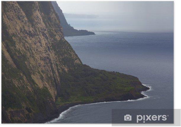 Poster Hawaii - Eau