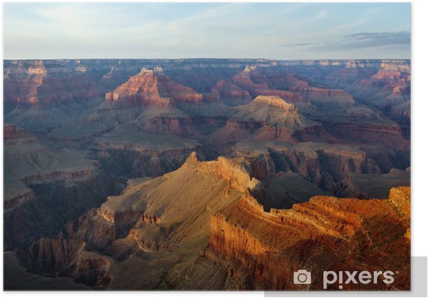 Hopi Point Grand Canyon National Park Poster Pixers We Live To Change