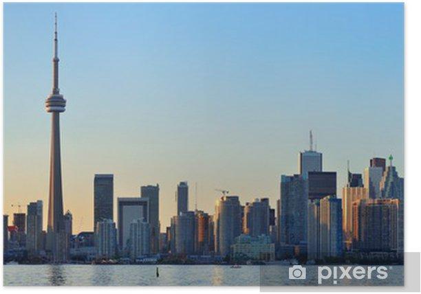 Poster Horizon de Toronto - Autres