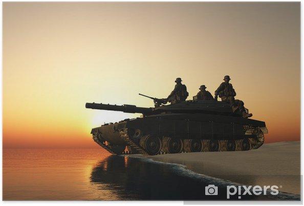 Póster Ingeniería militar - Temas