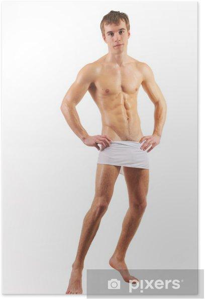 Poster Jeune mannequin - Sexualité