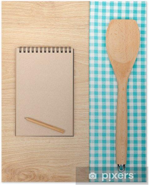 Poster Kitchen utensils - Thèmes