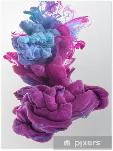 Poster Kleur dop - Thema's