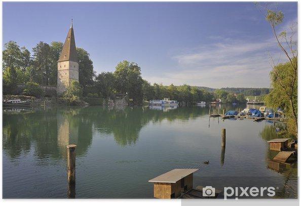 Krummer Turm von Solothurn Poster - Holidays