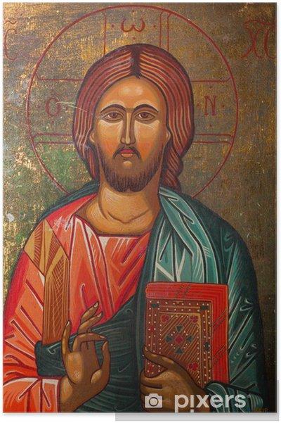 Poster L'icône de Jésus-Christ - Thèmes