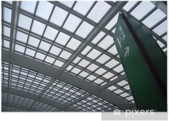 Poster L'image de Pékin, en Asie -