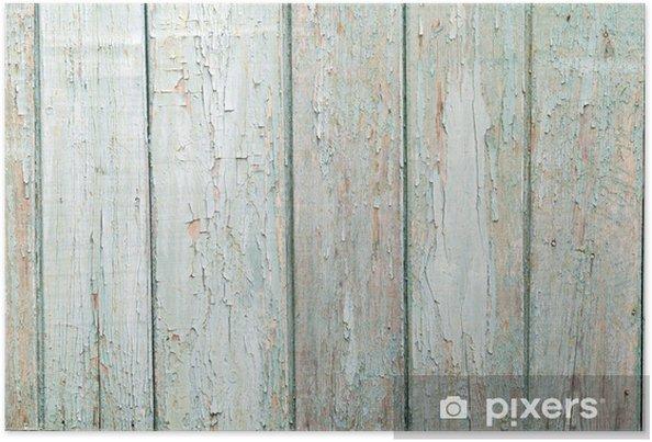 Poster La texture du bois - Textures
