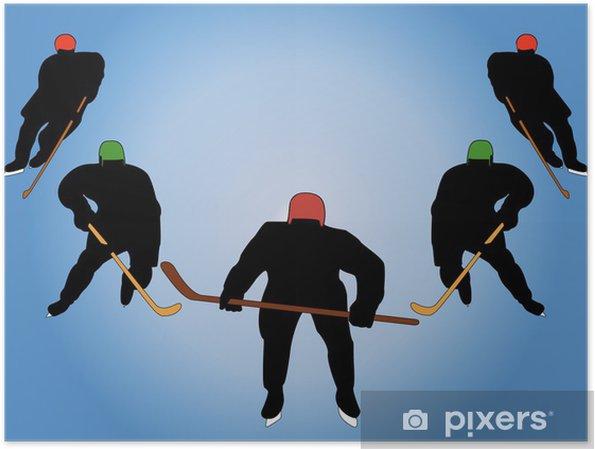 Poster Le magnifique cinq - Sports individuels