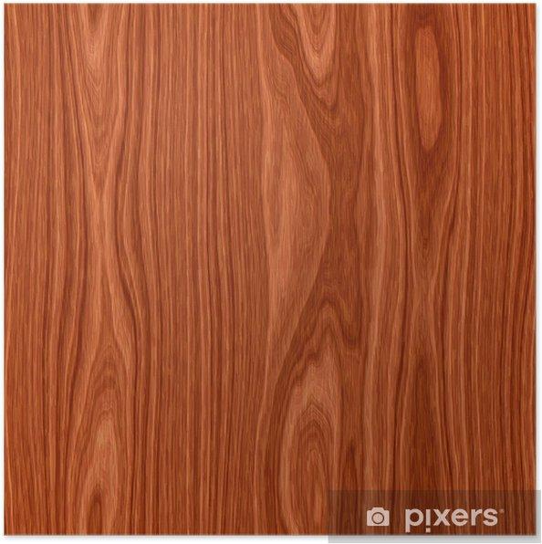 Light cherry wood flooring board - seamless texture Poster ...
