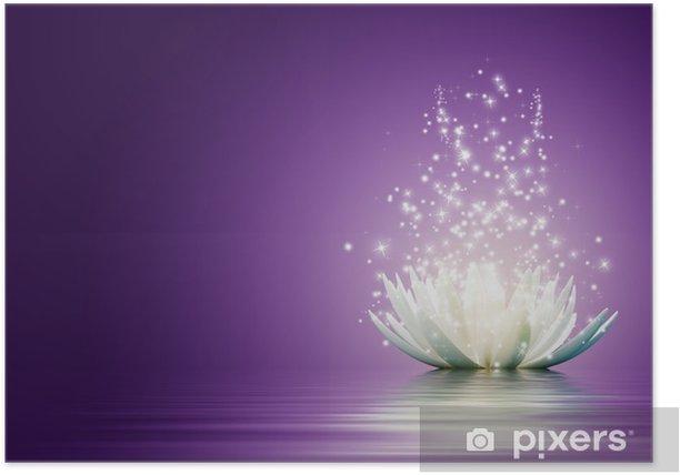 Lotus flower Poster - Styles