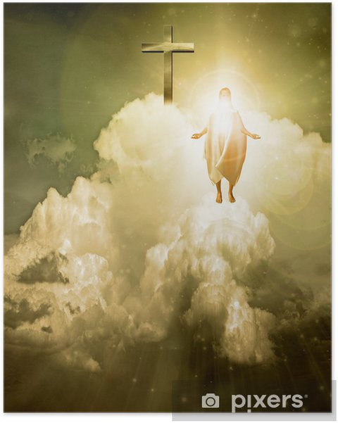 Poster Lumière spirituelle - Thèmes