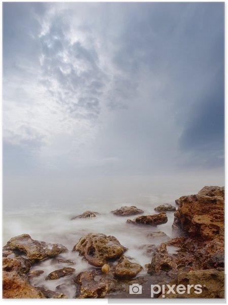 Póster Mar - Paisajes