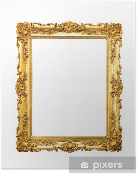 Póster Marco de imagen Ornate - Artes y creación
