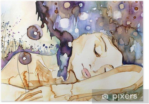 marzenia senne Poster - Themes