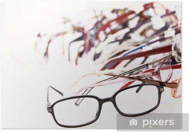 104333658ca7 Medical eyeglasses Poster • Pixers® • We live to change