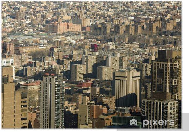Metropolis Poster - American Cities